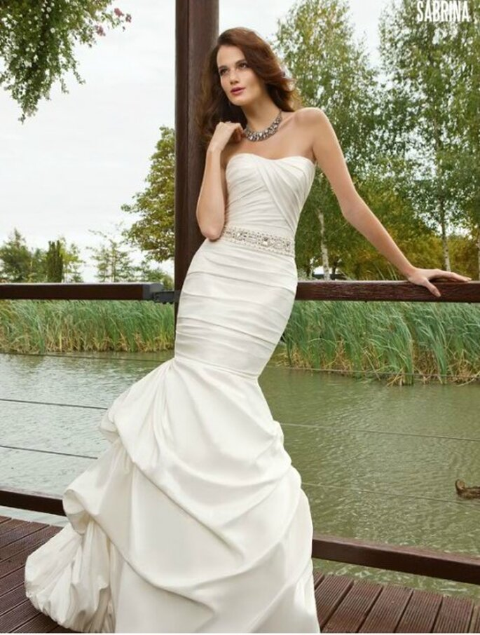 Vestido de novia 2012 de Bride'n Formal.