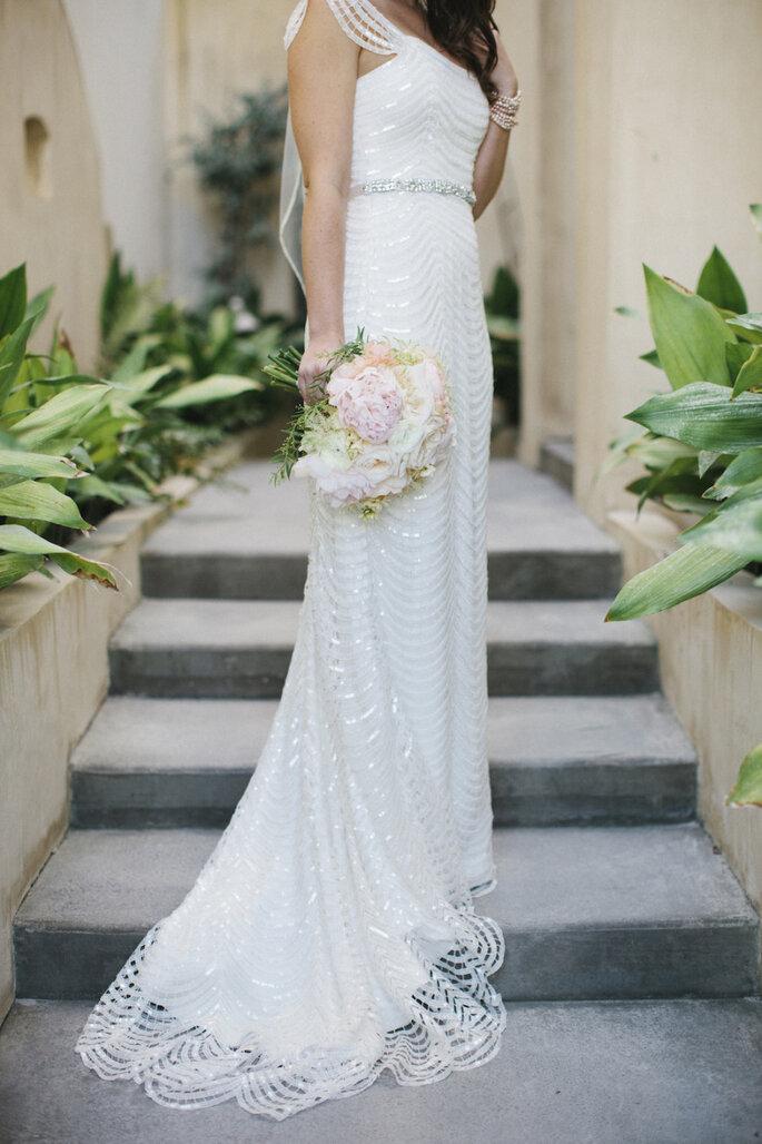 5 tips para verte perfecta con tu vestido de novia - Leslie Hollingsworth