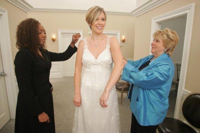 Abito da sposa cercasi Foto: www.realtimetv.it