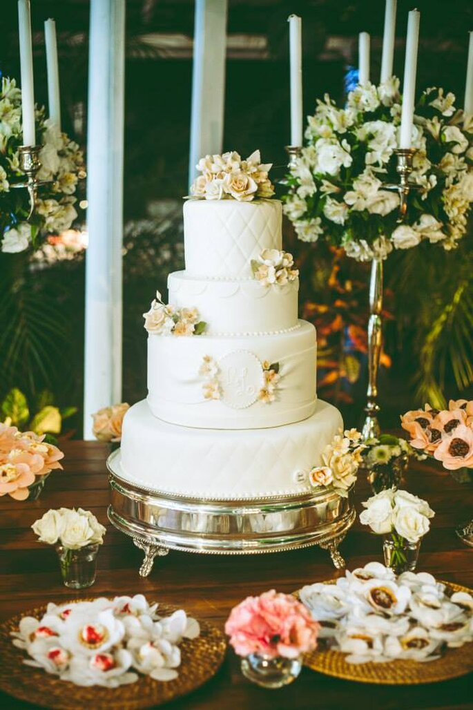 Wedding cake trends 2010
