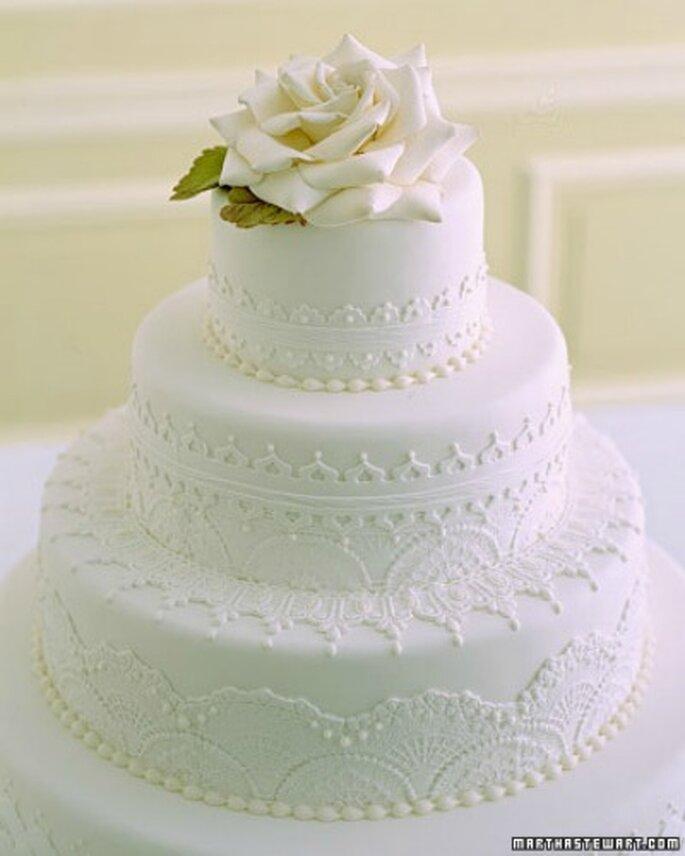 Wedding-cake : top tendance en 2012 !