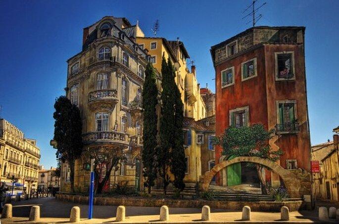 Montpellier, pour une Lune de Miel inoubliable! - Crédits Photos: W.-Staudt