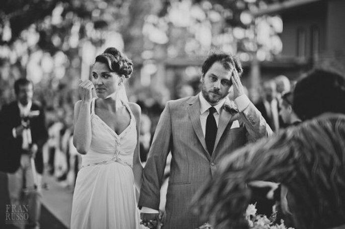 Seguridad y prevención en tu boda. Fotografía Fran Russo
