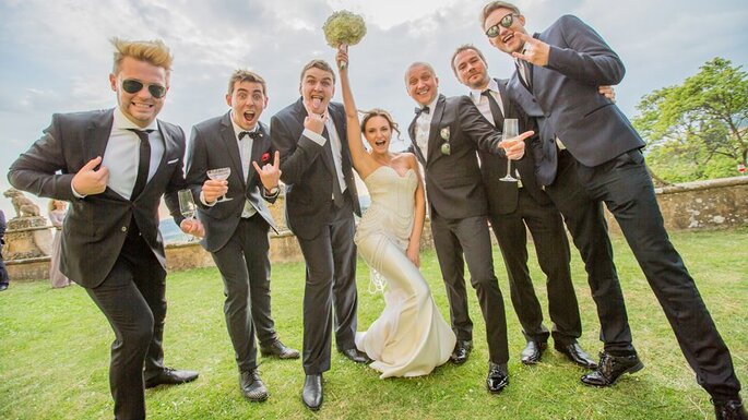 Leonora & Dario Mazzoli Weddings