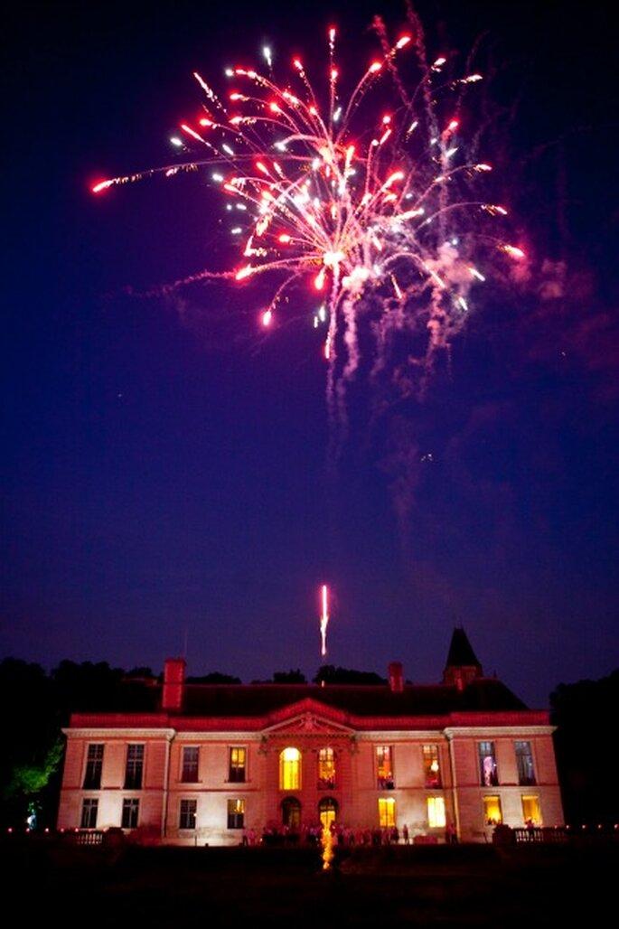 Sur votre lieu de réception, rêvez-vous d'un feu d'artifice ? - Photo : Studio Cabrelli