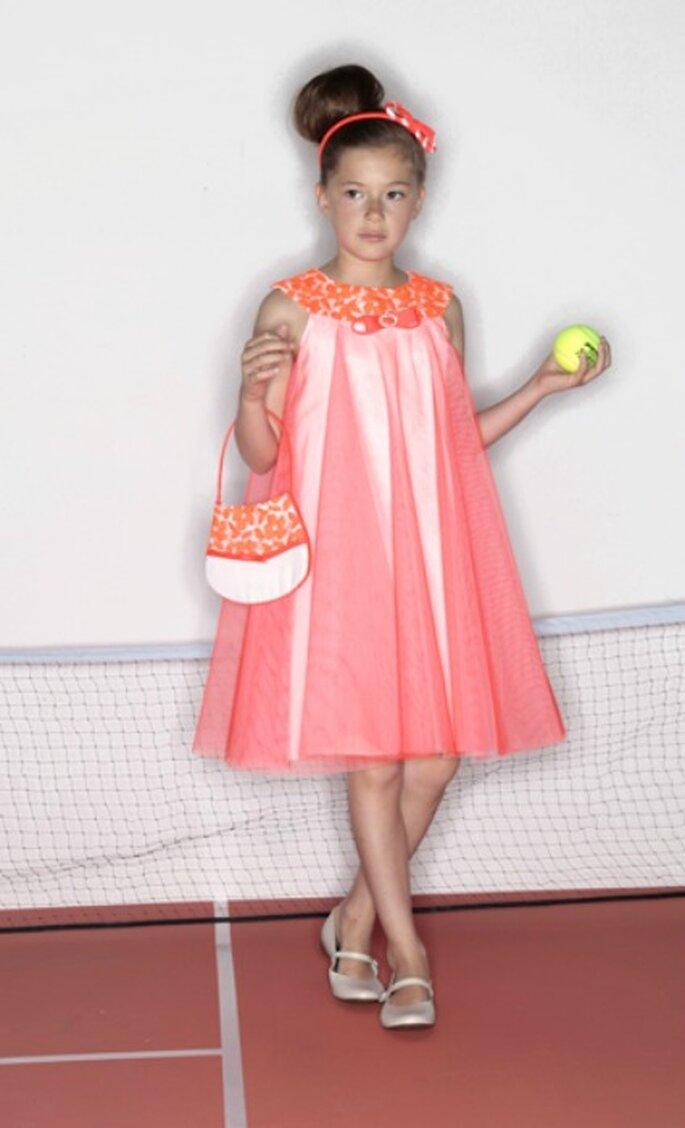 Collection Enfant Suzanne Ermann, modèle Romane - Photo : Suzanne Ermann