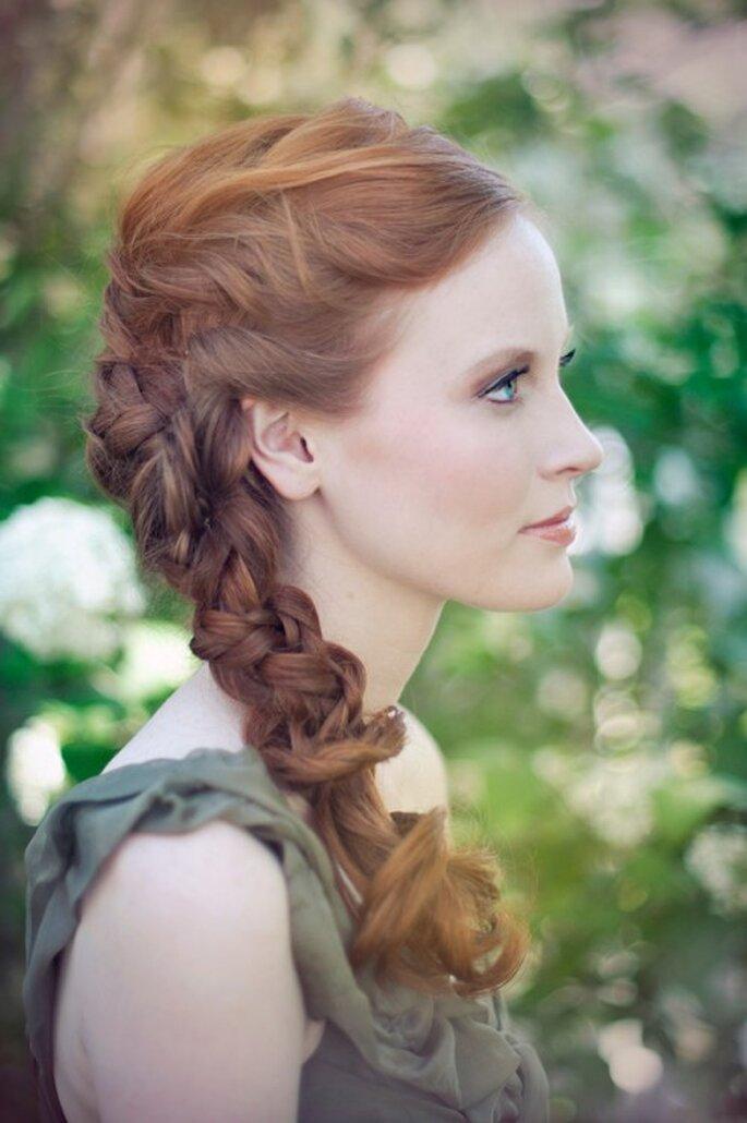 Mascarilla de aguacate para darle vida a tu cabello - Foto Kate Ann Photography