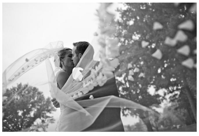 ¿Por qué las fotos de boda en blanco y negro son las más bonitas? - Foto Hoffer Photography