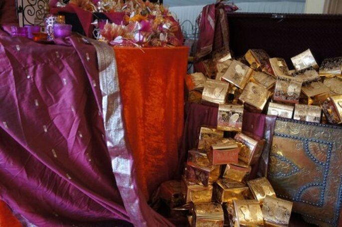 Thème de mariage : Bollywood - Photo : One Day Event