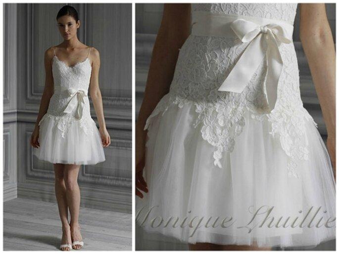 Vestido de novia, colección 2012 de Monique Lhuillier