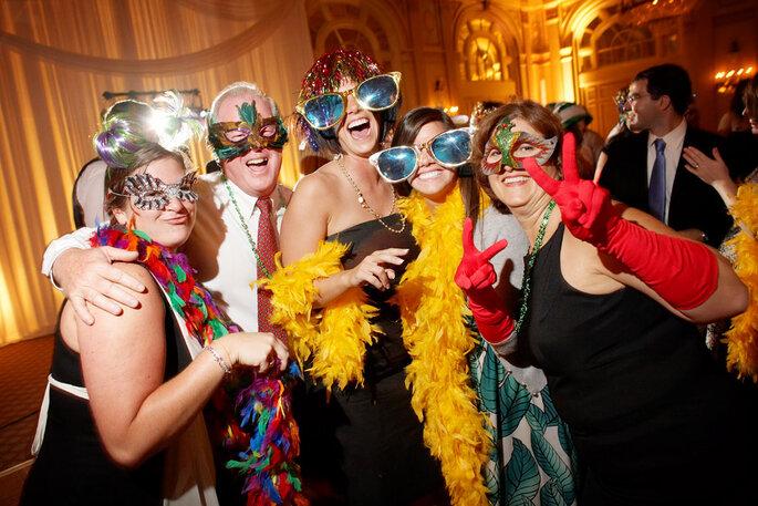 5 ideas para sorprender a tus invitados en la hora loca. Foto- Louisville Photographer