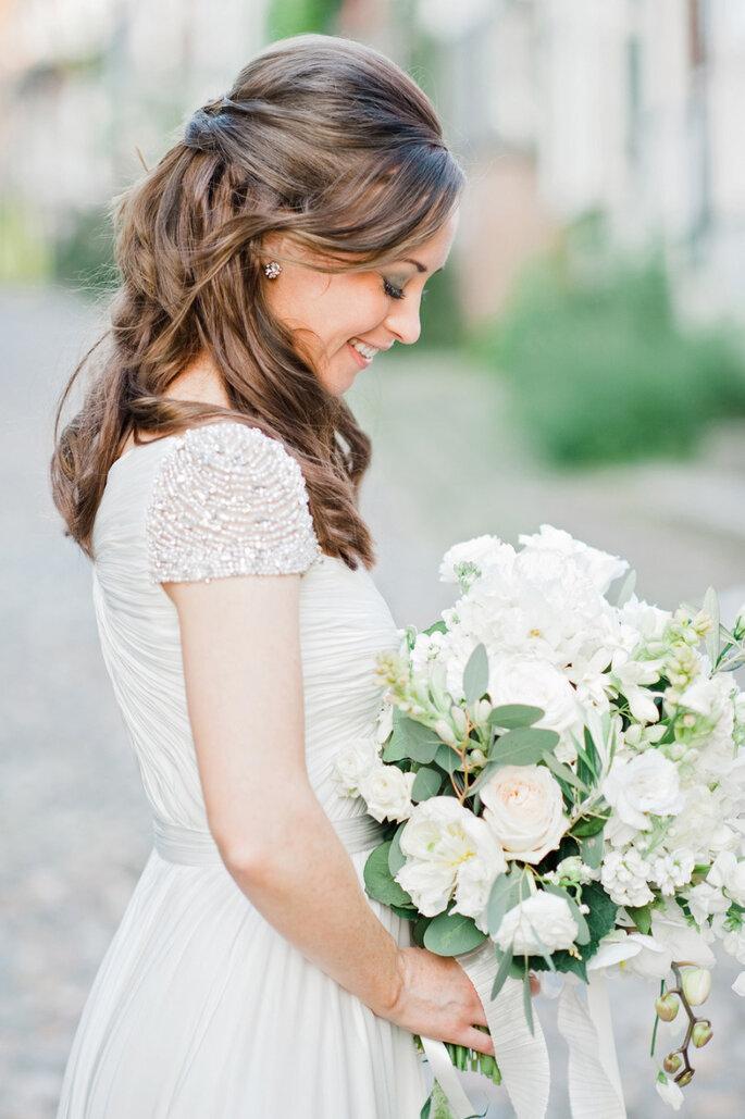 5 tips para verte perfecta con tu vestido de novia - Dominique Bader