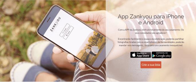 App Zankyou