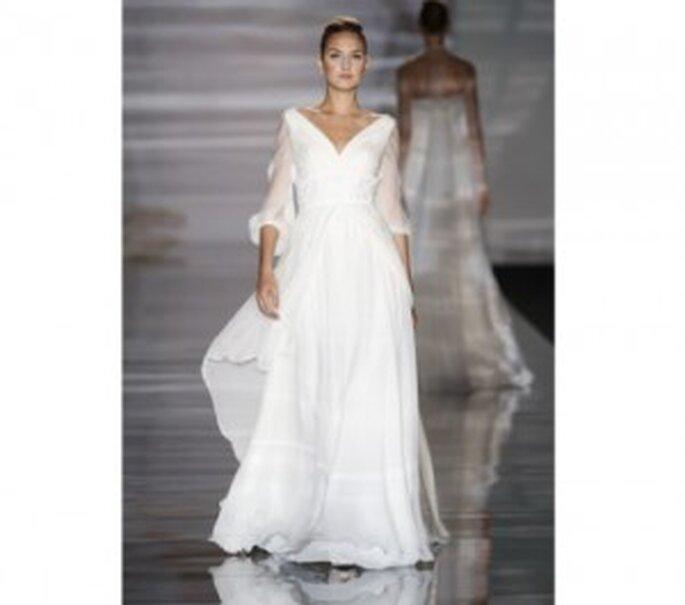 Vestido de noiva Peixes