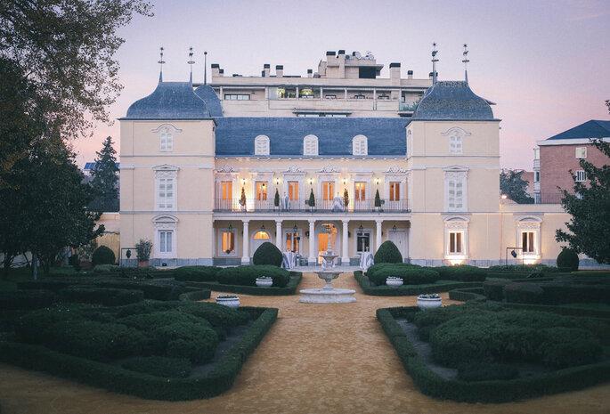 Palacete de los Duques de Pastrana