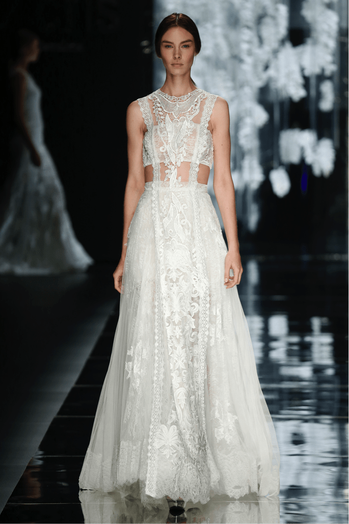 Foto: YolanCris by Barcelona Bridal Week