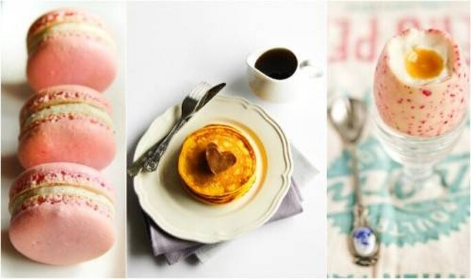 Postres para boda. Fotos: Raspberri Cupcakes.
