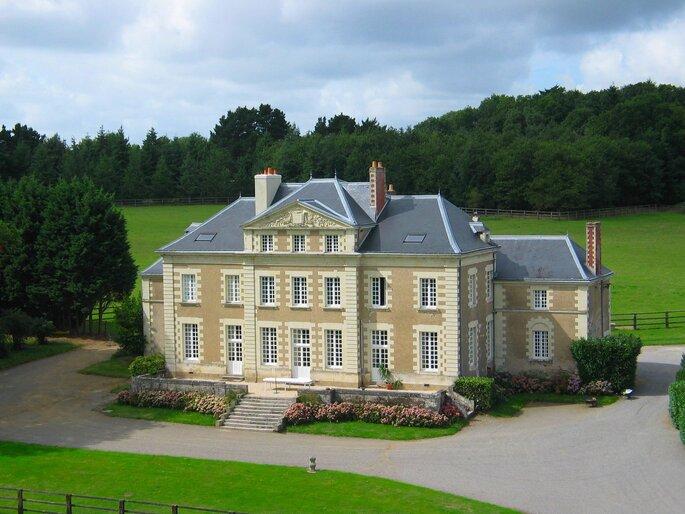 chteau de la poterie - Chateau Mariage Loire Atlantique