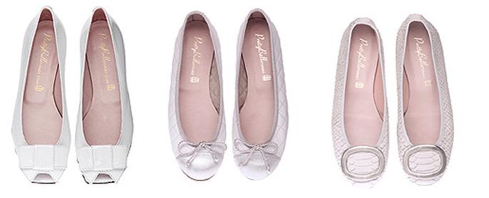3 scarpe tacco basso