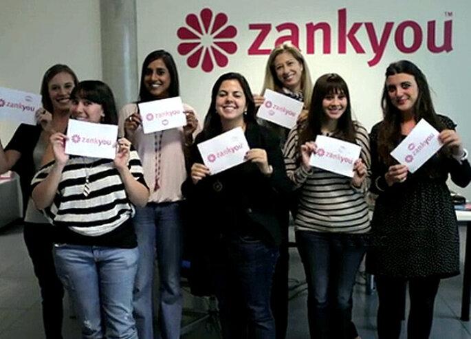 ¡Conoce al equipo Zankyou al completo!