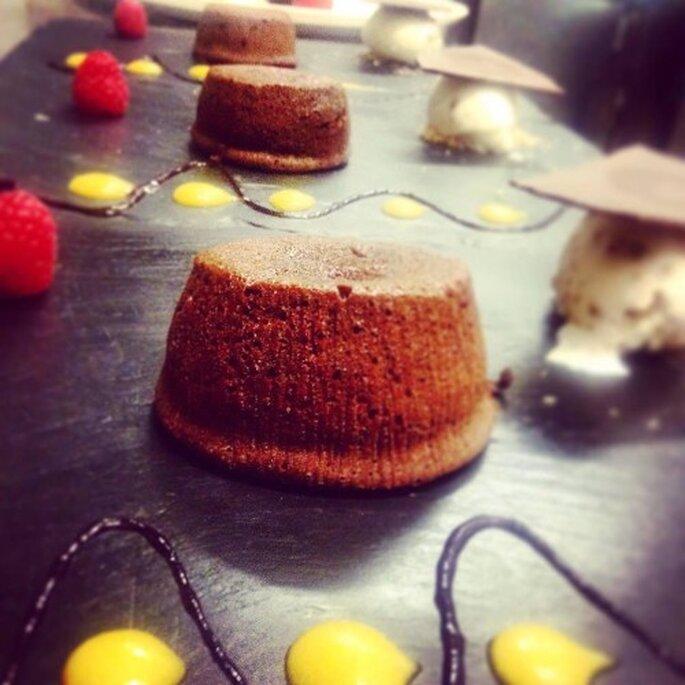 Moelleux au chocolat Crédit : Gabriel Moreau