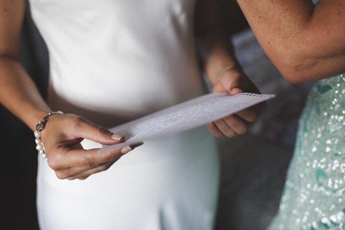 detalles previos a la boda