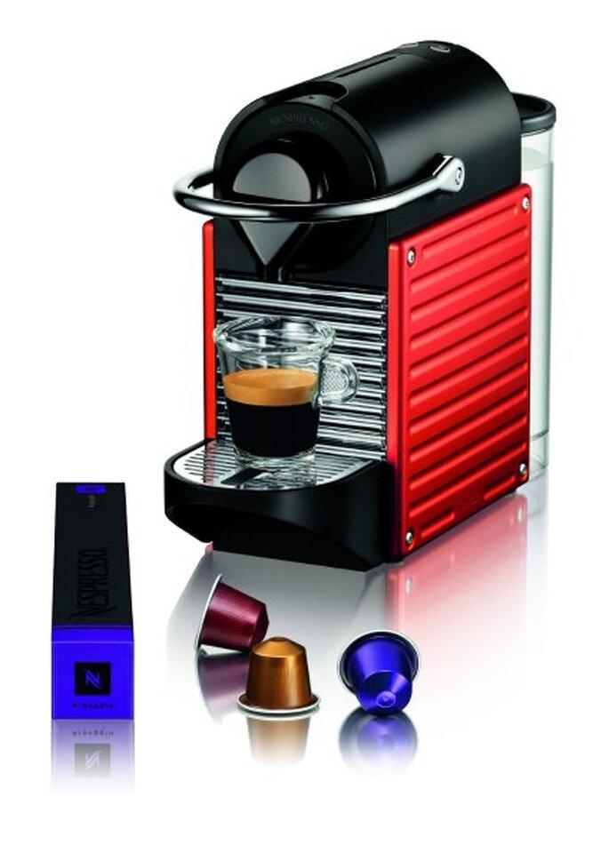 Pixie de Nespresso, un cadeau à ajouter à votre liste de mariage sans plus attendre !