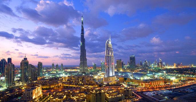 Dubai, foto via Pinterest