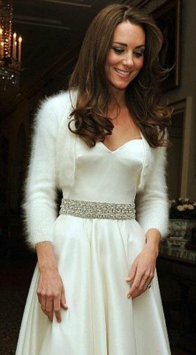 La ceinture : top accessoire pour sublimer une robe de mariée - Crédit : Paperblog