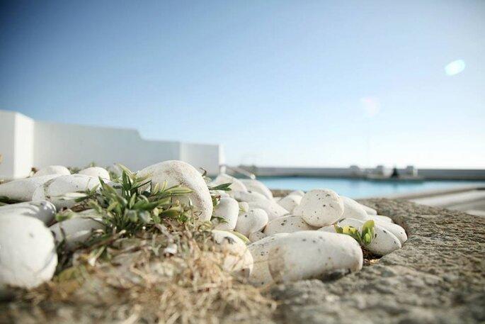 Arriba by the sea
