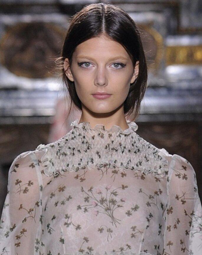 Consejos para restarte años con tu maquillaje - Foto: Valentino 2012
