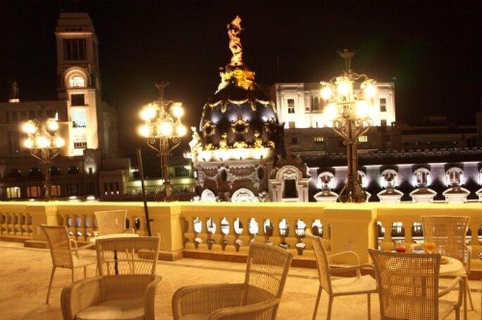 Terraza del Hotel Ada Palace- Foto: Hispano Hotelera
