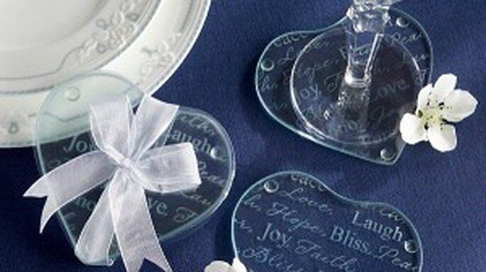 Wedding coasters