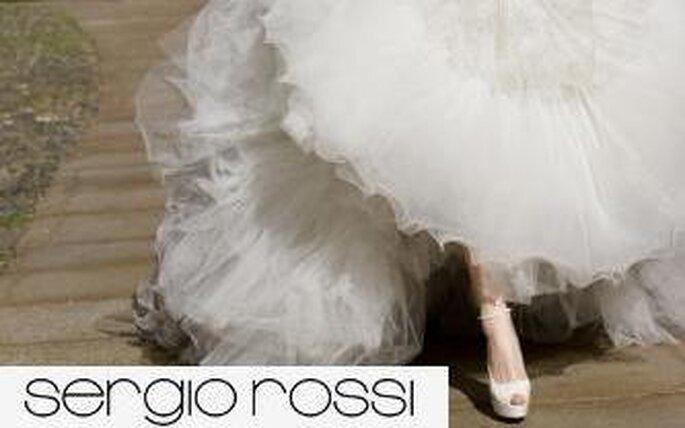 Collezione scarpe sposa 2010 Sergio Rossi
