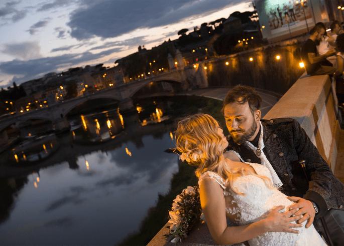 """Matrimonio In Tre : Un """"matrimonio a tre davvero speciale mauro claudia e"""