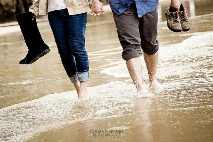 Enterrement de vie de garçon et de jeune fille : un bon moment en perspective ! - Photo : Chema Naranjo