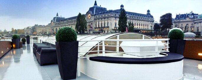 Photo : Paris Seine