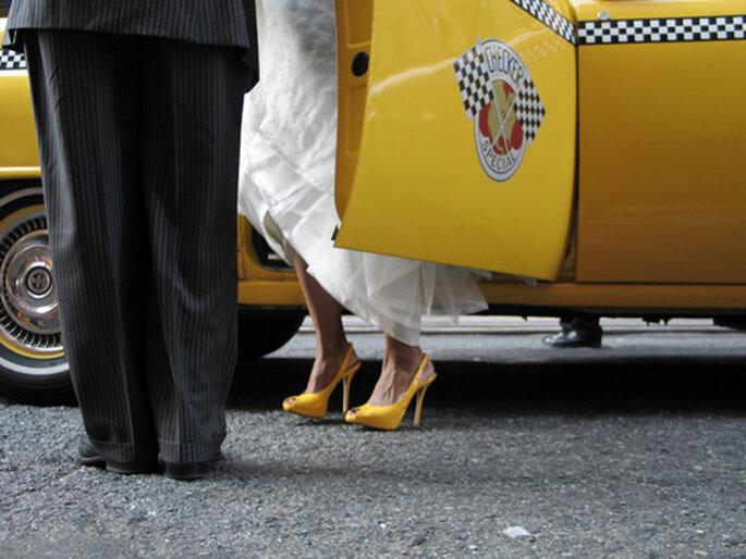 L'arrivo della sposa...uno dei momenti più attesi! Foto: Perfect Bound