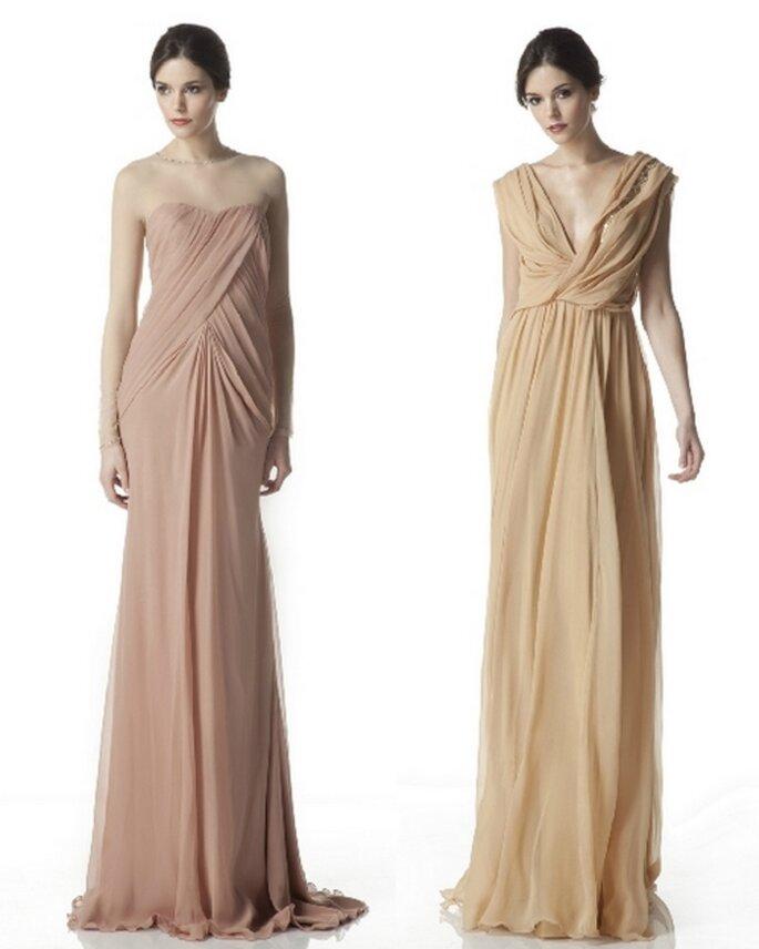 Vestido de novia Otoño-Invierno 2012 de Georges Hobeika