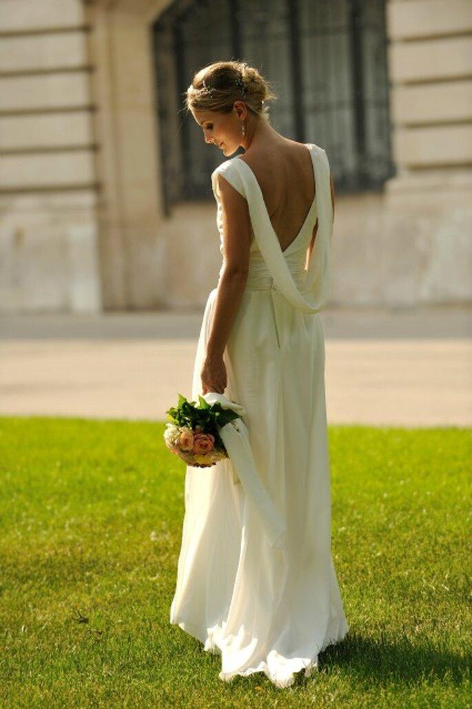 Robe de mariée Catherine Varnier - Modèle : Diane