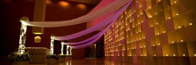 Tu boda y despedida de soltera en un museo. Foto: Museo Marco