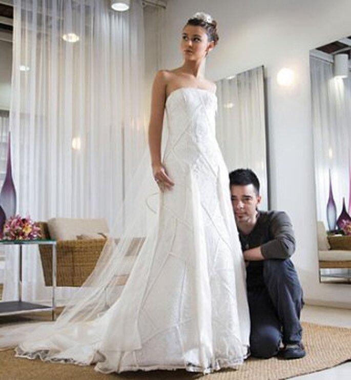 Vestidos de Noiva Carlos Tufvesson