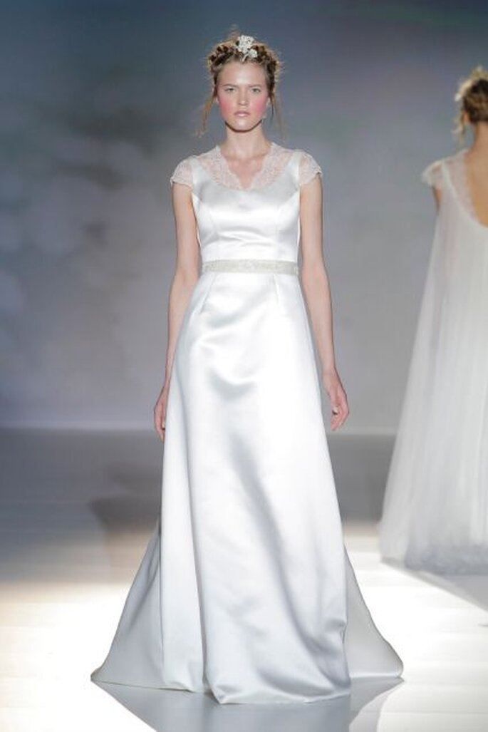 Vestido de novia de Victorio & Lucchino 2014