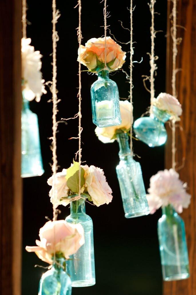 Decoración con vidrio - Ashlee Raubach Photography