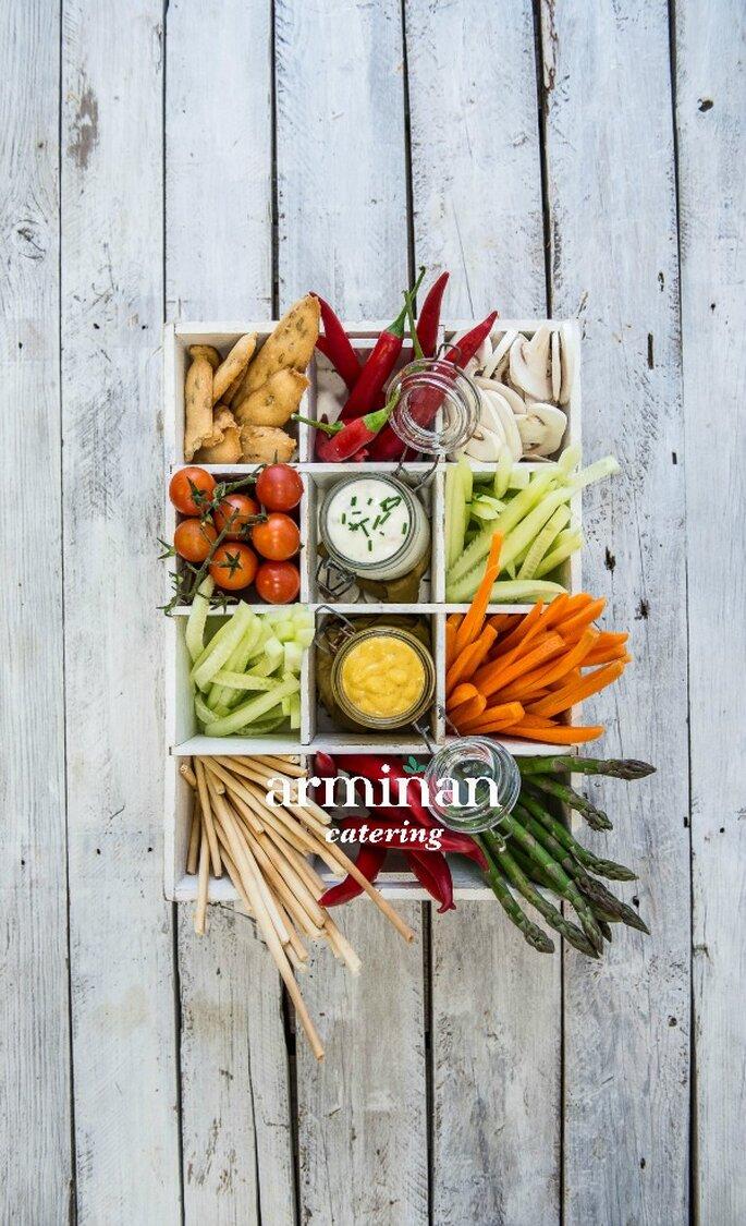 Crudites-Armiñan-Catering