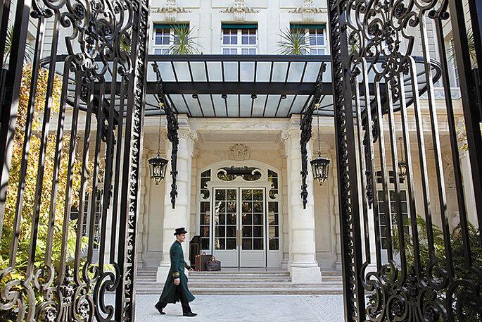 Shangri-la Hôtel Paris