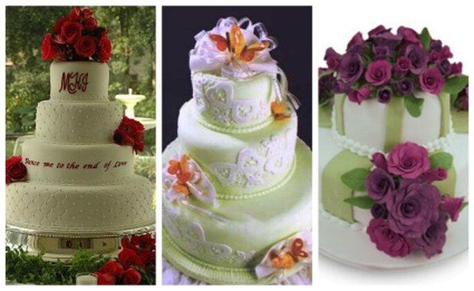 El seguro cubre daños del pastel de la boda