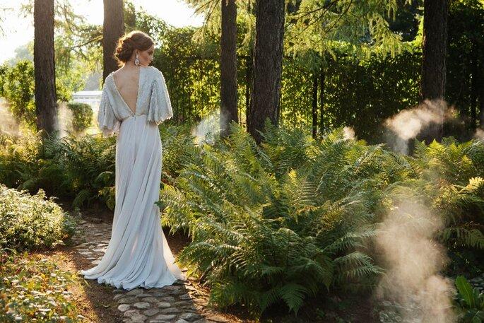VARAKSINA свадебные платья из натуральных тканей