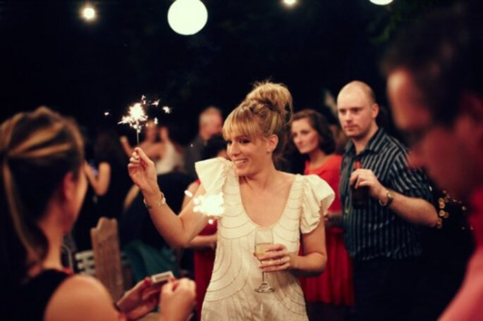 Arma la fiesta de compromiso de acuerdo con tu estilo - Foto Leo Farrell