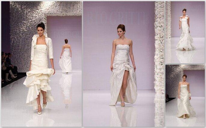 Collezione vestiti da sposa Fabio Gritti 2011